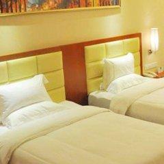 Gangxin Business Hotel 2* Стандартный номер с 2 отдельными кроватями фото 2
