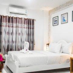 Отель Karon Sunshine Guesthouse & Bar 3* Стандартный номер с различными типами кроватей фото 16