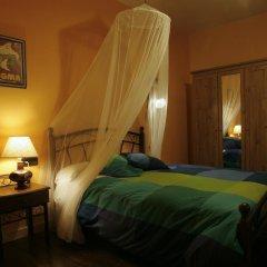 Отель Hostal Gartxenia Стандартный номер с различными типами кроватей