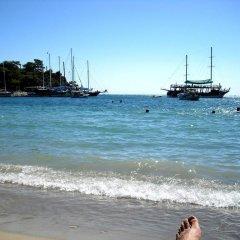 Grand Lukullus Hotel пляж