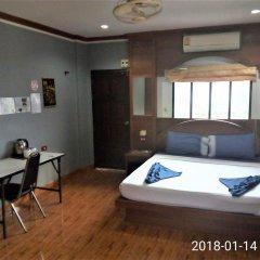 Мини-отель The Guest House 2* Номер Делюкс разные типы кроватей фото 4