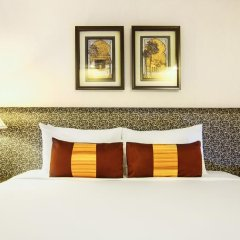 Отель D Varee Jomtien Beach 4* Представительский люкс с различными типами кроватей фото 3