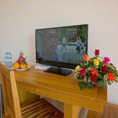 Отель Tropical Garden Homestay Villa 2* Стандартный номер с различными типами кроватей фото 4