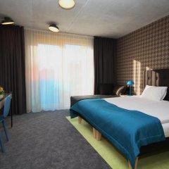 KURSHI Hotel & SPA 3* Стандартный номер с различными типами кроватей фото 6