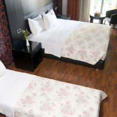 Areos Hotel 4* Room с различными типами кроватей фото 2