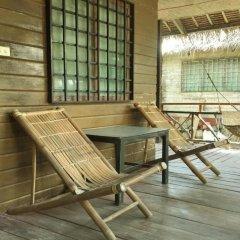 Отель The Boracay Beach Resort Филиппины, остров Боракай - 1 отзыв об отеле, цены и фото номеров - забронировать отель The Boracay Beach Resort онлайн балкон