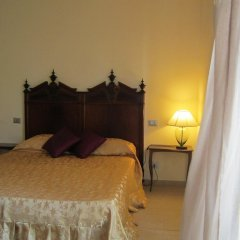 Отель B&B Al Calcandola Сарцана комната для гостей