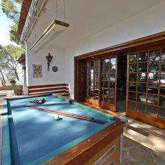 Отель Villa Colina Ibiza спортивное сооружение