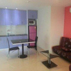Отель Jada Beach Residence 3* Апартаменты с различными типами кроватей фото 4
