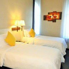 Soho Garden Hotel 2* Номер Делюкс с 2 отдельными кроватями фото 4
