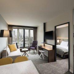 Adina Apartment Hotel Frankfurt Westend 4* Студия с различными типами кроватей фото 5