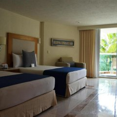 Отель Park Royal Cozumel - Все включено 4* Номер Делюкс с различными типами кроватей фото 4