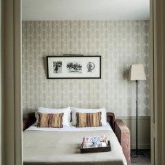 Hotel Aiglon 4* Семейный люкс с двуспальной кроватью фото 3
