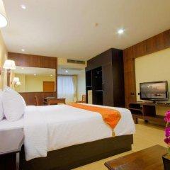 Отель Baywalk Residence Pattaya By Thaiwat 3* Улучшенный номер с двуспальной кроватью