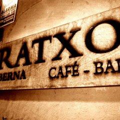 Отель Pension Kaixo Испания, Сан-Себастьян - отзывы, цены и фото номеров - забронировать отель Pension Kaixo онлайн спа