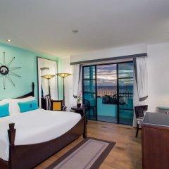 Отель Wave 4* Стандартный номер с различными типами кроватей