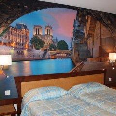 Отель Hôtel Terminus Montparnasse комната для гостей фото 4