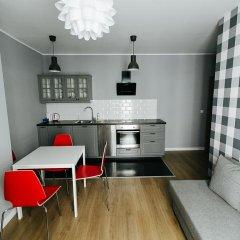 Отель Renttner Apartamenty Студия с различными типами кроватей фото 21