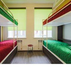 Хостел Австрийский Дворик Кровать в общем номере с двухъярусными кроватями фото 9