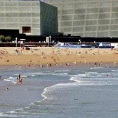 Отель Olatu Guest House Испания, Сан-Себастьян - отзывы, цены и фото номеров - забронировать отель Olatu Guest House онлайн пляж фото 2