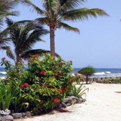 Отель Reef Point Beach House пляж