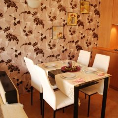 Отель Central Apartment Болгария, Солнечный берег - отзывы, цены и фото номеров - забронировать отель Central Apartment онлайн питание фото 2