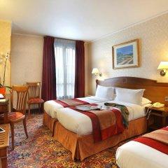 Отель The Originals Hotels Paris Paix République 3* Стандартный номер фото 3