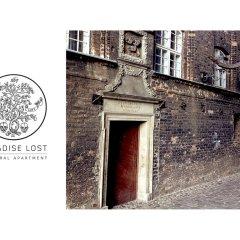 Отель Paradise Lost интерьер отеля