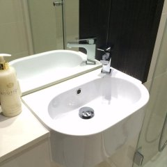 Отель Albany House Luxury Serviced Apartments Великобритания, Лондон - отзывы, цены и фото номеров - забронировать отель Albany House Luxury Serviced Apartments онлайн ванная