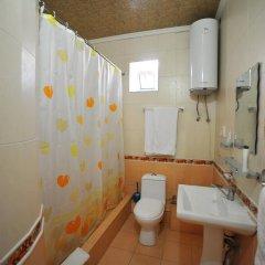 Rich Hotel Бишкек ванная