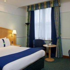 Отель Holiday Inn London Oxford Circus 3* Представительский номер с различными типами кроватей фото 7