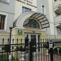 Отель Apartament Piotr городской автобус