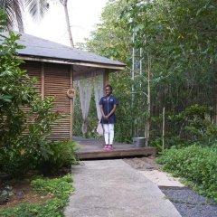 Отель Bom Bom Principe Island фитнесс-зал