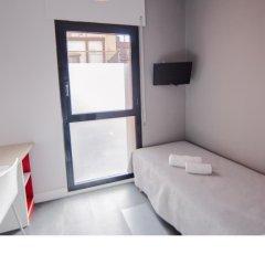 Отель Residencia Universitaria Tagaste Испания, Барселона - отзывы, цены и фото номеров - забронировать отель Residencia Universitaria Tagaste онлайн комната для гостей фото 4