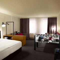 Отель Pentahotel Prague 4* Стандартный номер с двуспальной кроватью фото 4