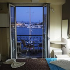 Отель Olympic Hotel Греция, Калимнос - 1 отзыв об отеле, цены и фото номеров - забронировать отель Olympic Hotel онлайн балкон