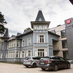 Отель Katrin Apartments Латвия, Юрмала - отзывы, цены и фото номеров - забронировать отель Katrin Apartments онлайн парковка