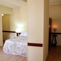 Отель Илиани 4* Стандартный номер с двуспальной кроватью фото 10