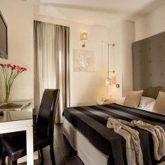 Hotel Condotti 3* Стандартный номер с двуспальной кроватью фото 11