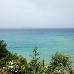 Отель Villa De Loulia Греция, Корфу - отзывы, цены и фото номеров - забронировать отель Villa De Loulia онлайн пляж