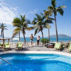 Costa De Oro Beach Hotel фитнесс-зал фото 2