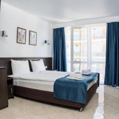 Гостиница Мармарис Стандартный семейный номер с 2 отдельными кроватями фото 4