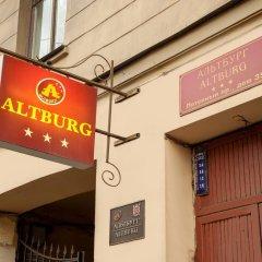 Мини-отель АЛЬТБУРГ на Литейном 3* Стандартный номер с различными типами кроватей фото 23