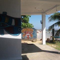 Sayuri Beach Hotel парковка