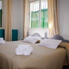 Отель Hostal La Muralla Номер категории Эконом с различными типами кроватей фото 7