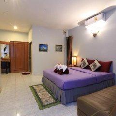 Отель Saladan Beach Resort 3* Бунгало с различными типами кроватей фото 35