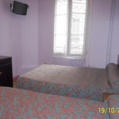 Hotel de la Terrasse Стандартный номер с различными типами кроватей фото 5