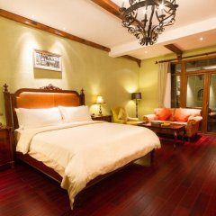 Best Western Premier International Resort Hotel Sanya 3* Номер Делюкс с различными типами кроватей фото 2