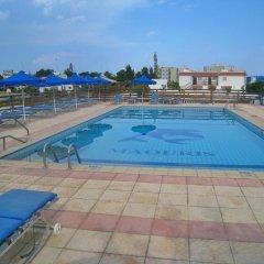 Отель Maouris Villa Кипр, Протарас - отзывы, цены и фото номеров - забронировать отель Maouris Villa онлайн бассейн фото 3