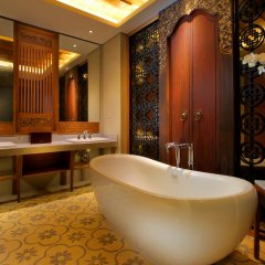 Отель THE HAVEN SUITES Bali Berawa 4* Люкс с различными типами кроватей фото 8